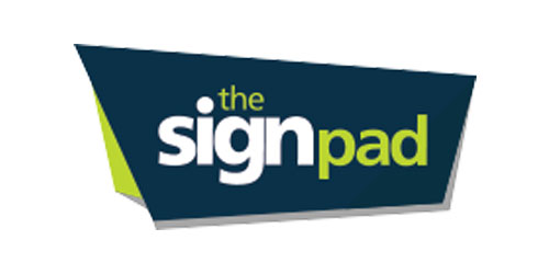 The Sign Pad | Located at Westridge Landing, Colwood BC